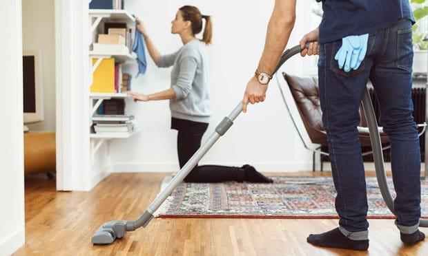 Dịch vụ lau dọn nhà cửa