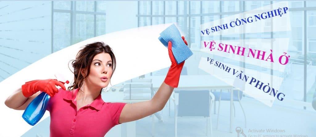 dịch vụ vệ sinh công nghiệp tại hà nội