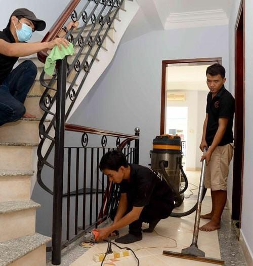dịch vụ dọn vệ sinh nhà cửa tại hà nội