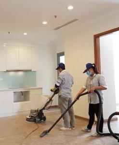 Dịch vụ vệ sinh sau xây dựng tại hà nội