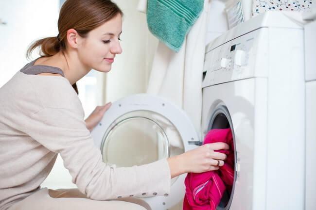 Giặt rèm tại nhà
