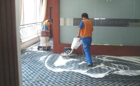 Phương pháp Carpet Shampoo