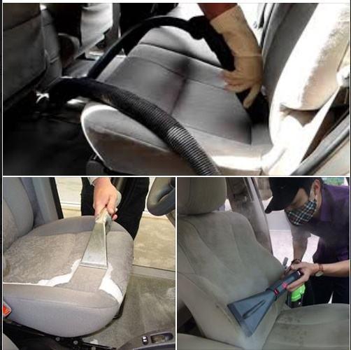 Dịch vụ giặt ghế ô tô