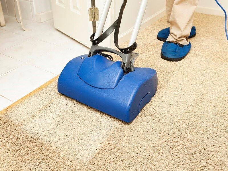 cách vệ sinh thảm trải sàn