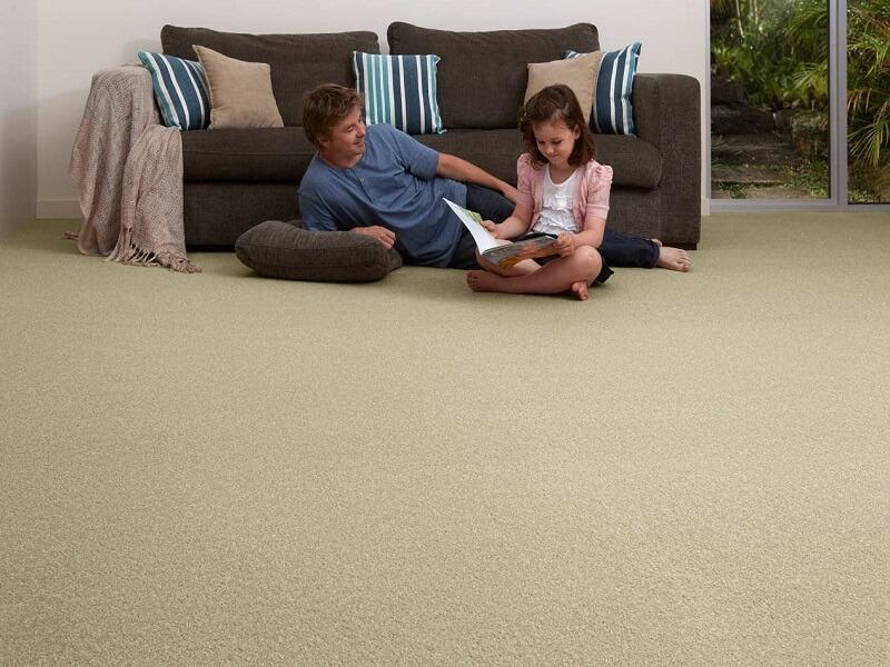 Cách giặt thảm trải sàn