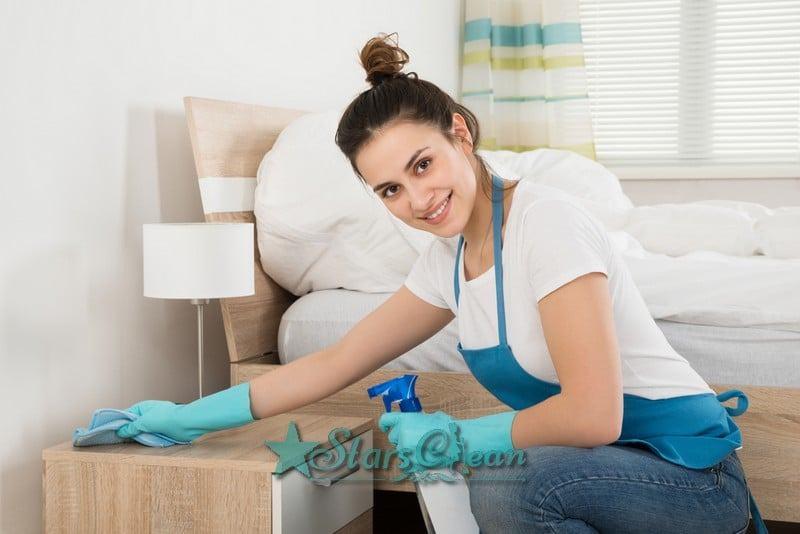 Cách vệ sinh công nghiệp sàn nhựa