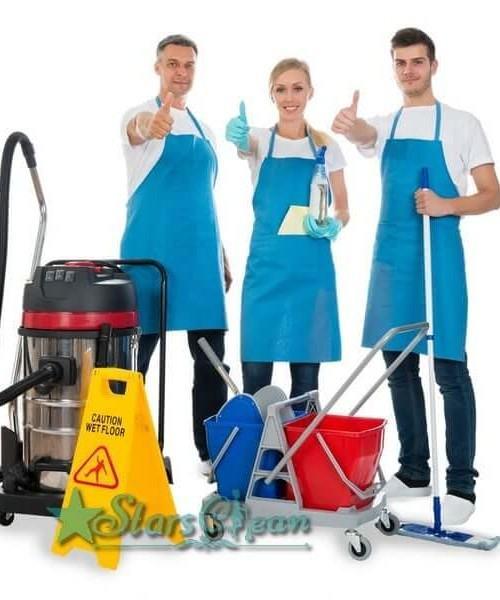 Giúp việc nhà theo giờ