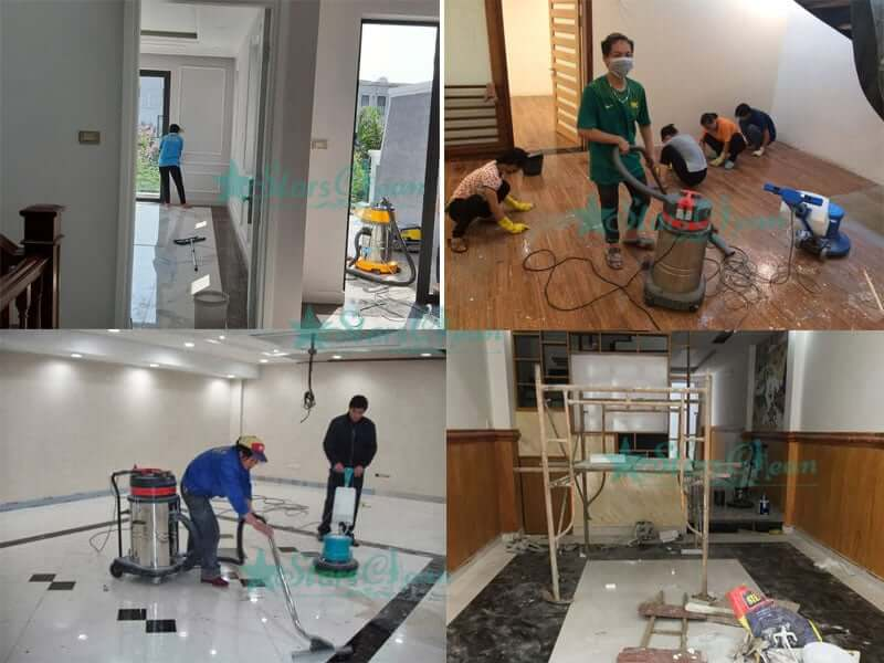 """Kinh nghiệm """"vàng"""" khi vệ sinh nhà mới xây xong"""