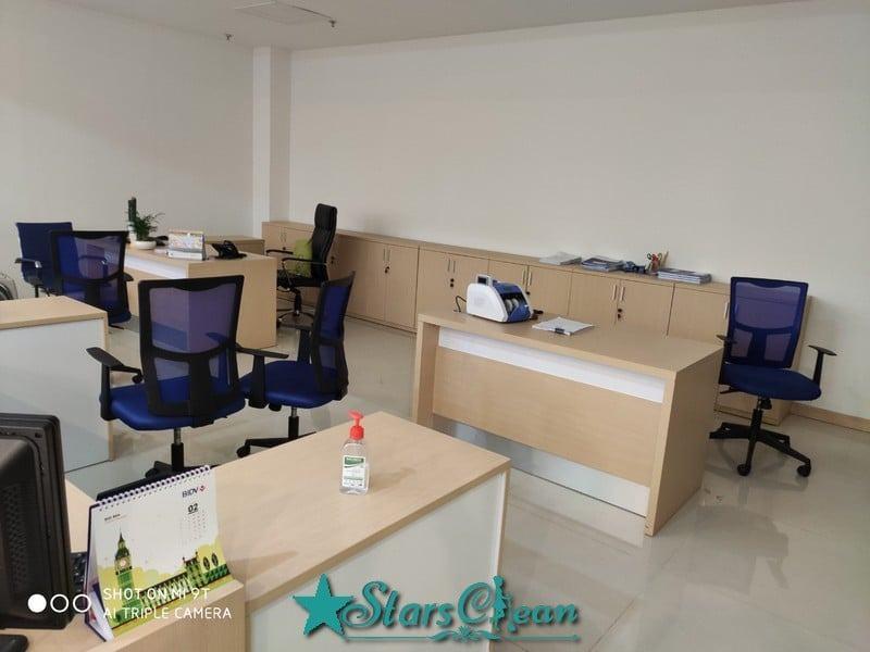 Vệ sinh văn phòng giúp nâng cao hiệu quả công việc