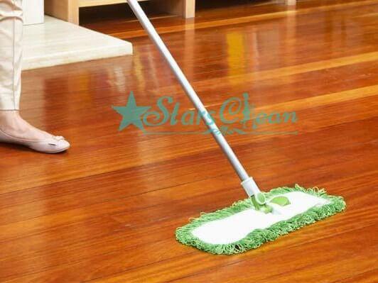 Khám phá những cách lau nhà sạch bóng, sáng đẹp