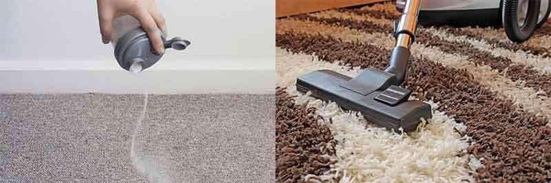 các cách giặt thảm salon đơn giản, hiệu quả