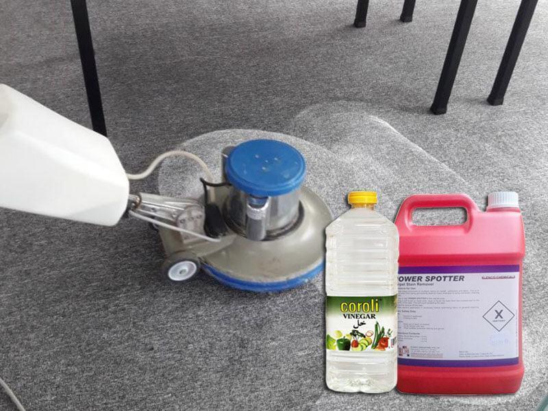 Các hóa chất chuyên dụng và dấm trắng