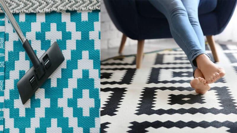 Lợi ích khi giặt thảm thường xuyên